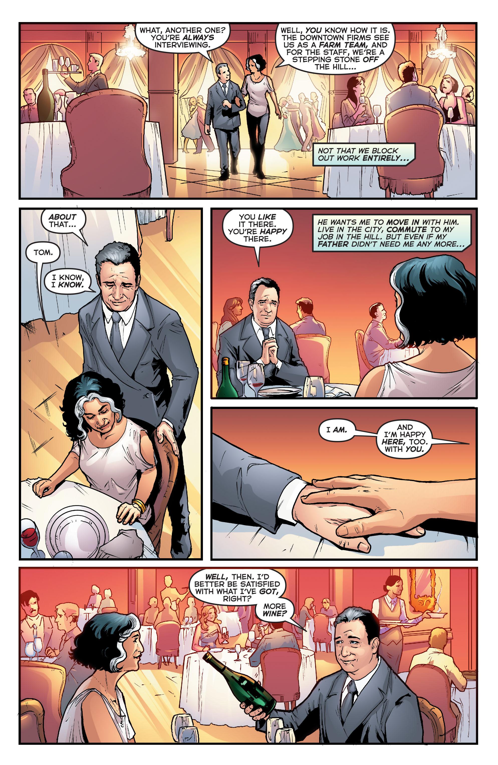 Read online Astro City comic -  Issue #39 - 22