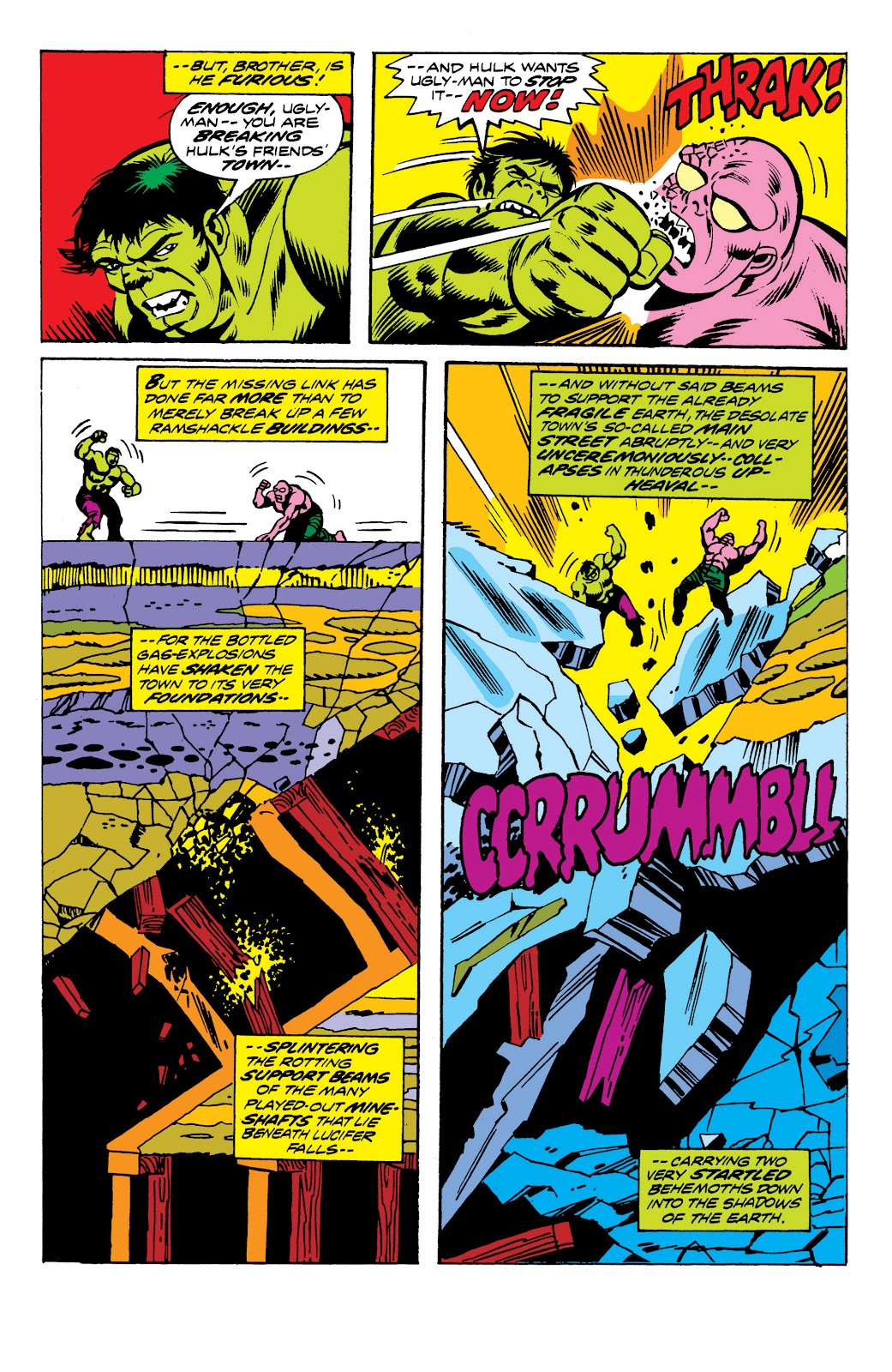 Read online Marvel Masterworks: The Incredible Hulk comic -  Issue # TPB 10 (Part 2) - 82