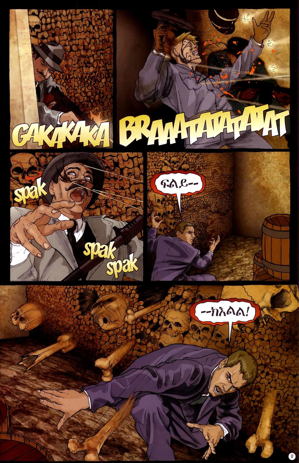 Read online Rex Mundi comic -  Issue #14 - 21