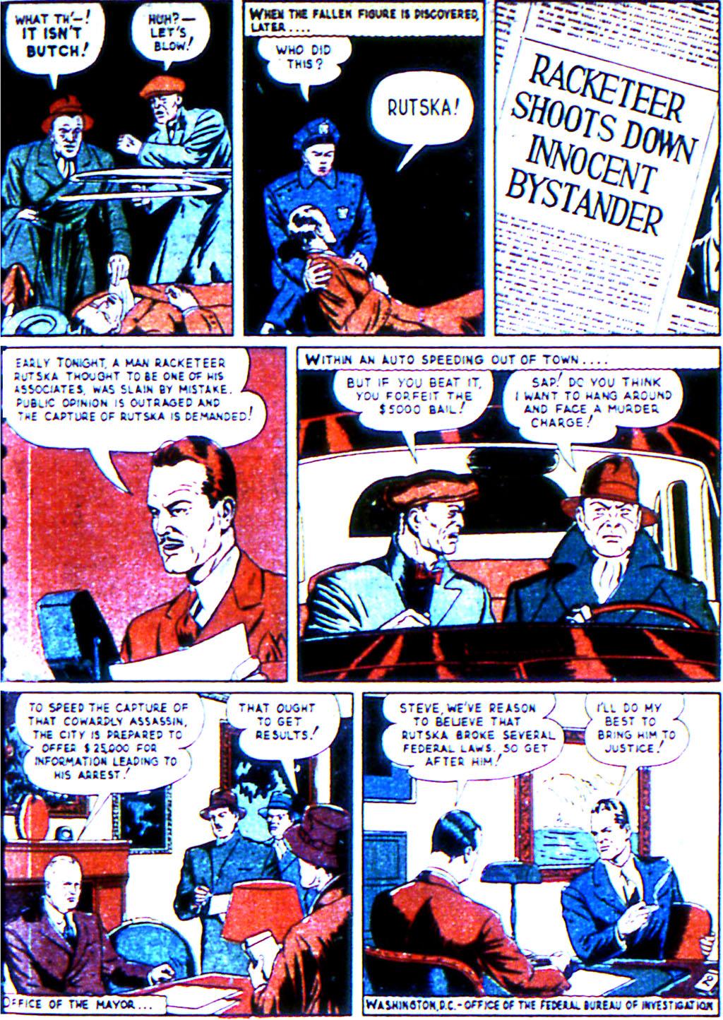 Read online Adventure Comics (1938) comic -  Issue #45 - 23