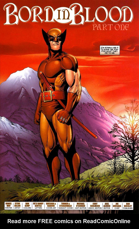 Read online Wolverine: Origins comic -  Issue #1 - 4