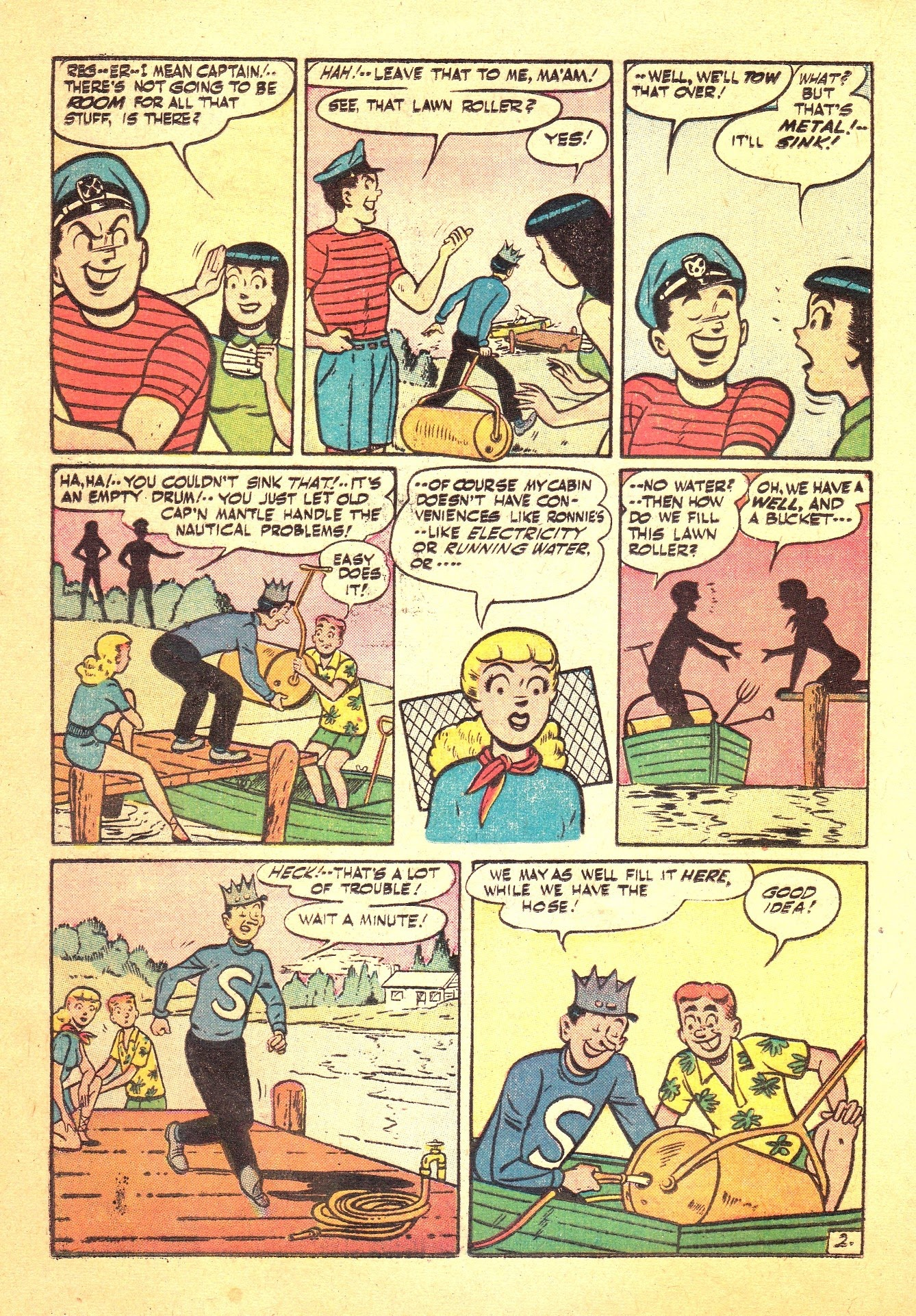 Archie Comics issue 077 - Page 16