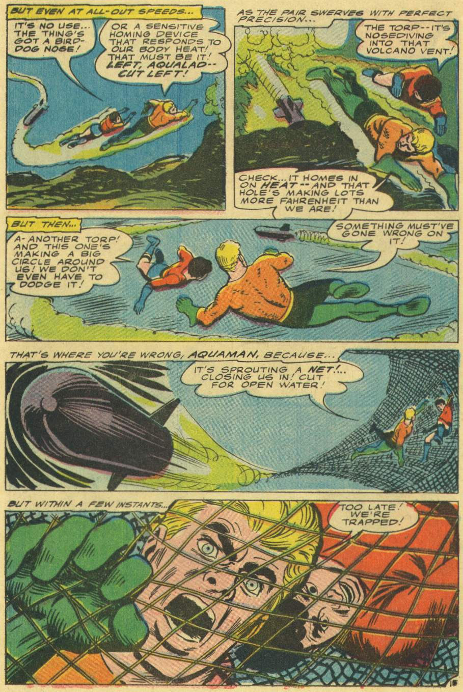 Read online Aquaman (1962) comic -  Issue #29 - 20