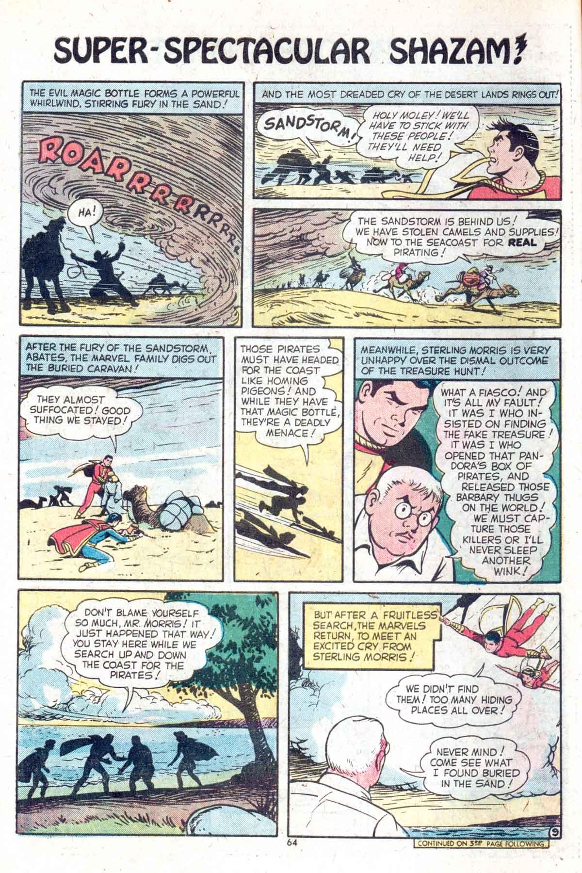 Read online Shazam! (1973) comic -  Issue #13 - 65
