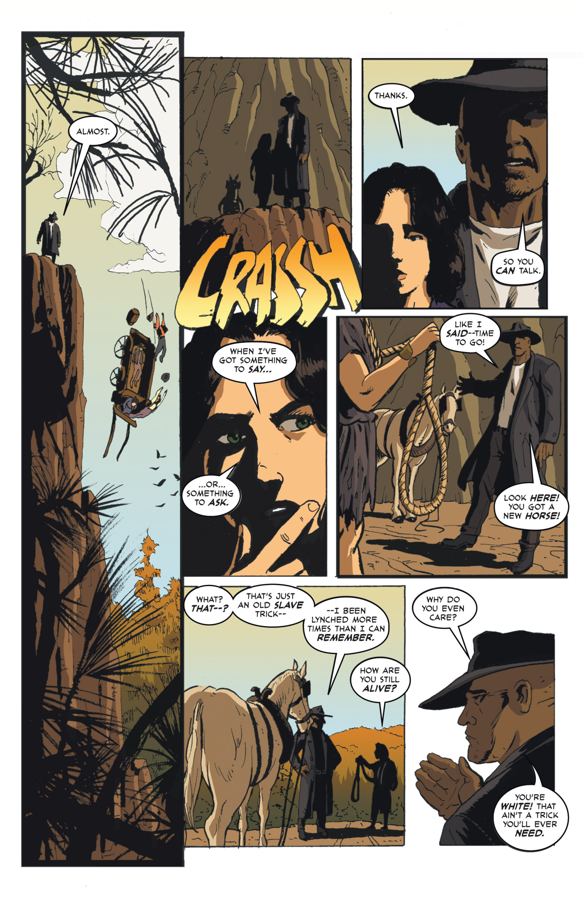 Read online 3 Devils comic -  Issue #1 - 29