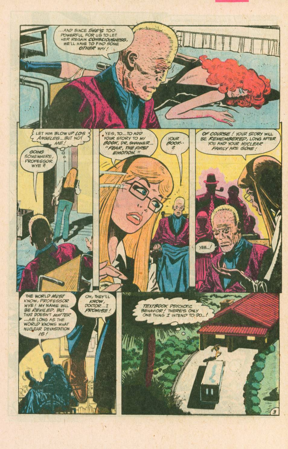 Read online Adventures of the Outsiders comic -  Issue #40 - 4
