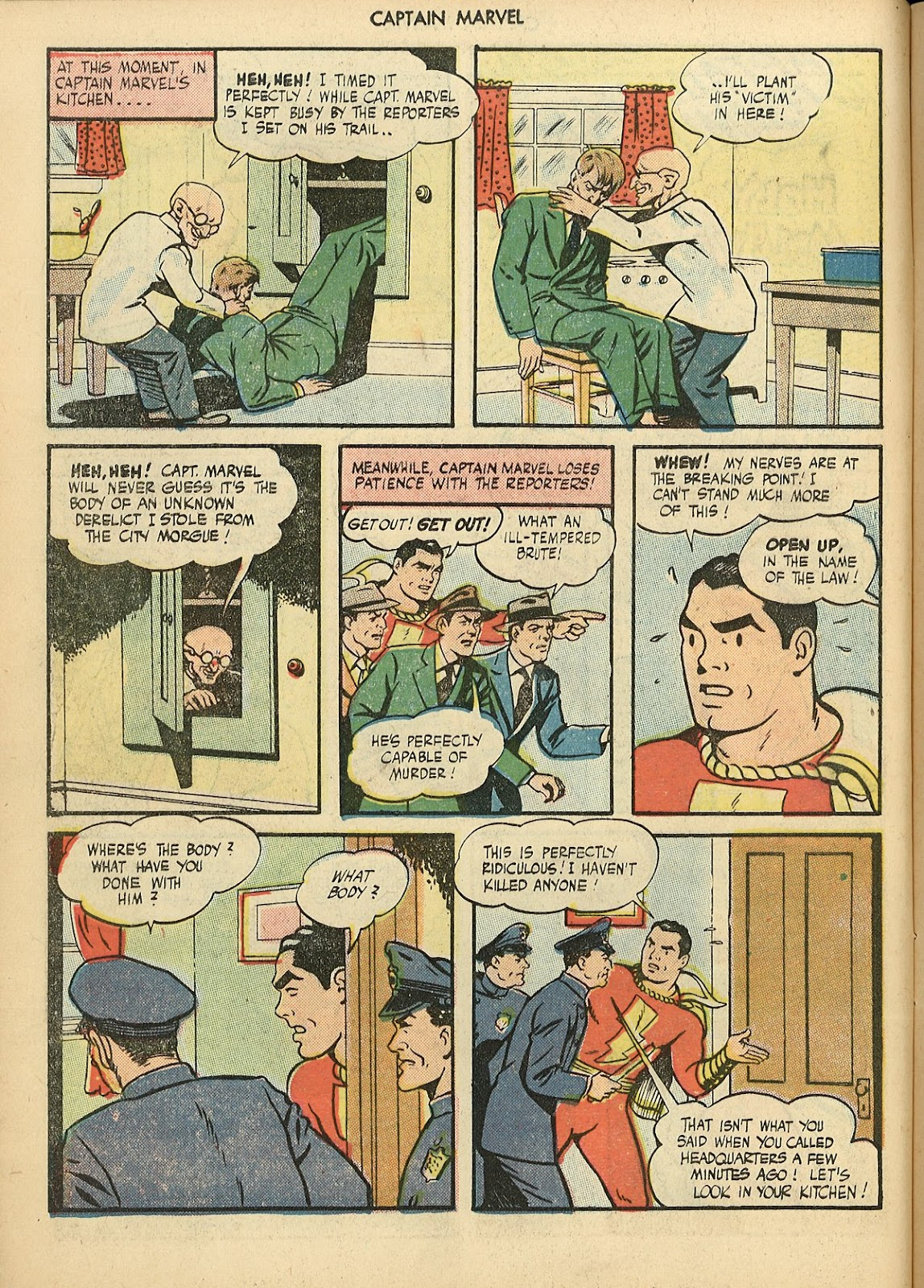 Captain Marvel Adventures issue 70 - Page 10