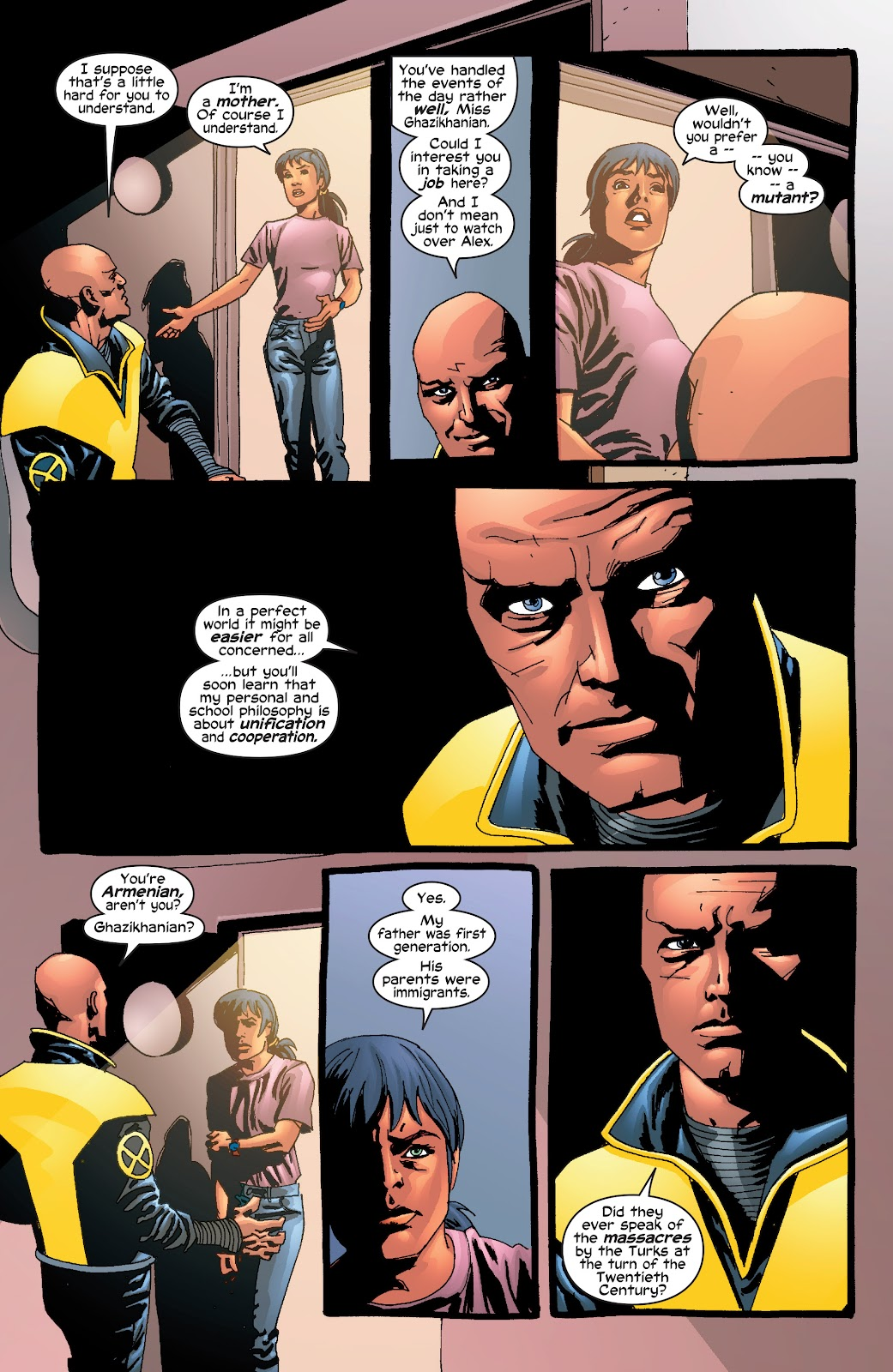 Read online X-Men: Unstoppable comic -  Issue # TPB (Part 1) - 95