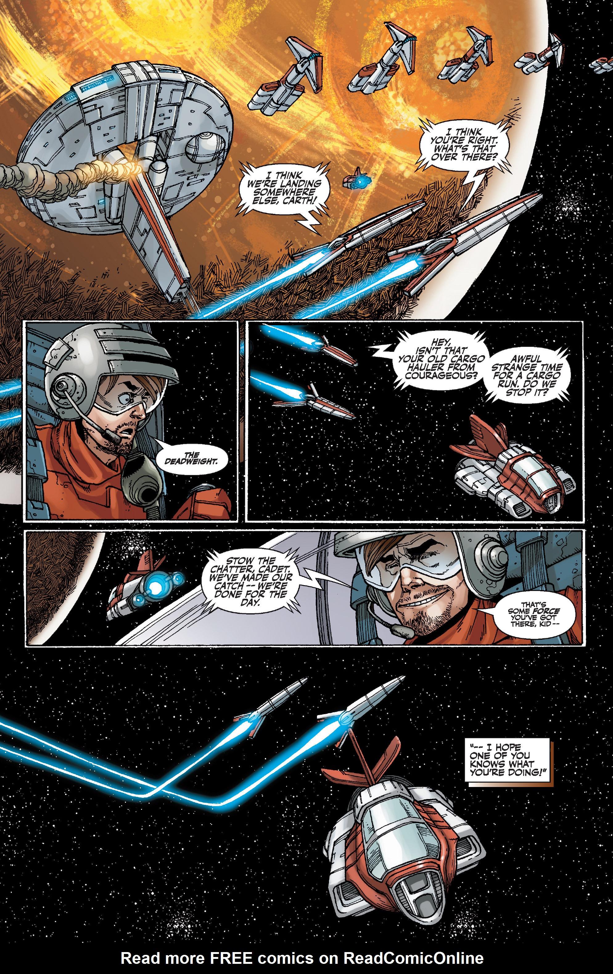 Read online Star Wars Omnibus comic -  Issue # Vol. 32 - 298
