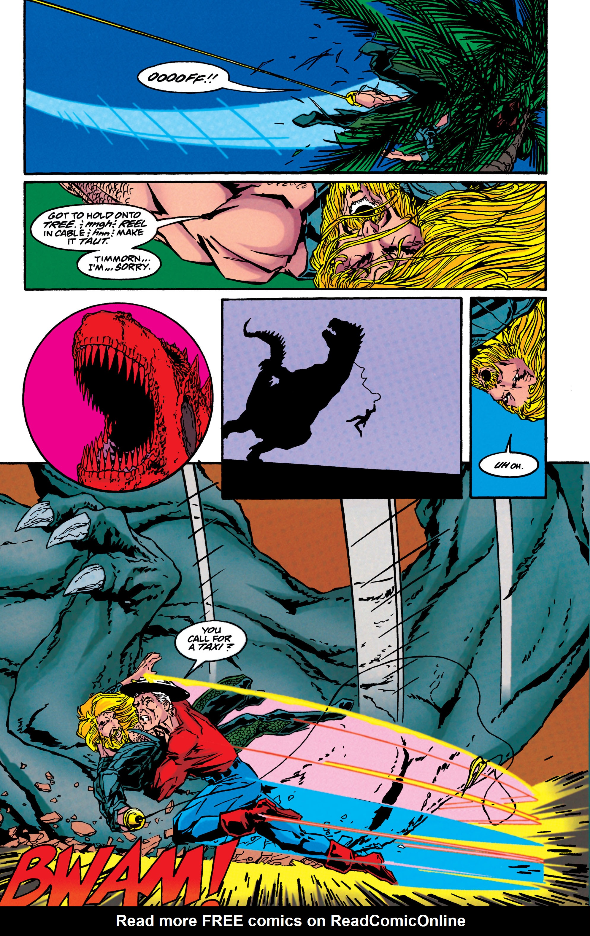 Read online Aquaman (1994) comic -  Issue #44 - 20