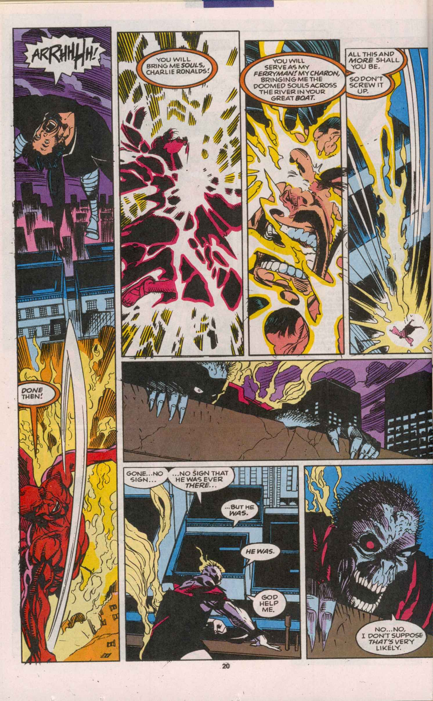 Read online X-Factor (1986) comic -  Issue # _ Annual 8 - 19