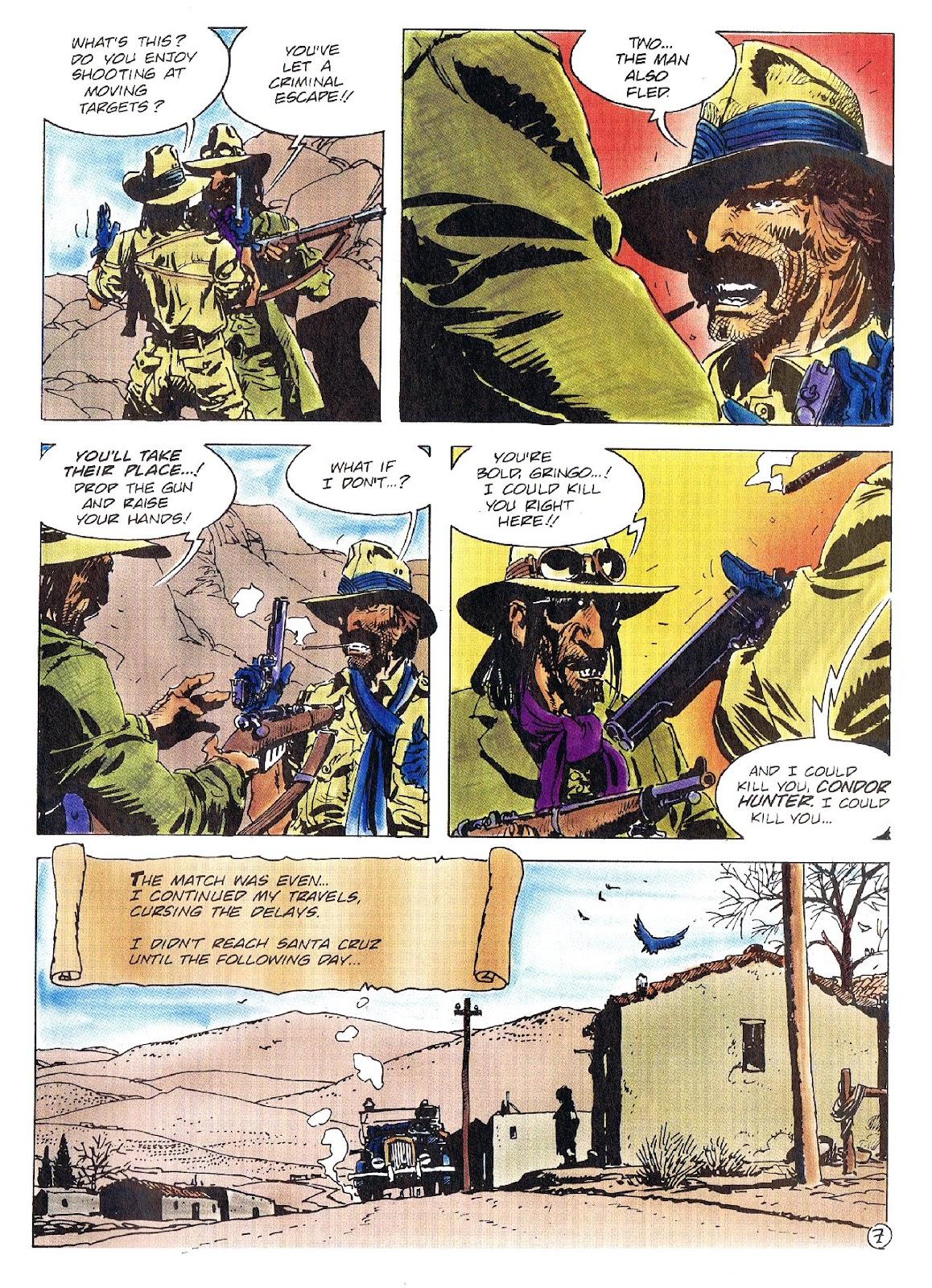 Read online Merchants of Death comic -  Issue #4 - 25