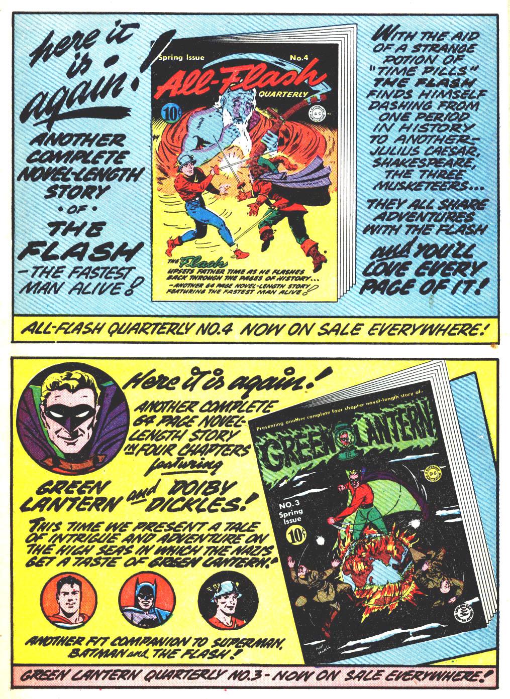 Read online Sensation (Mystery) Comics comic -  Issue #6 - 16