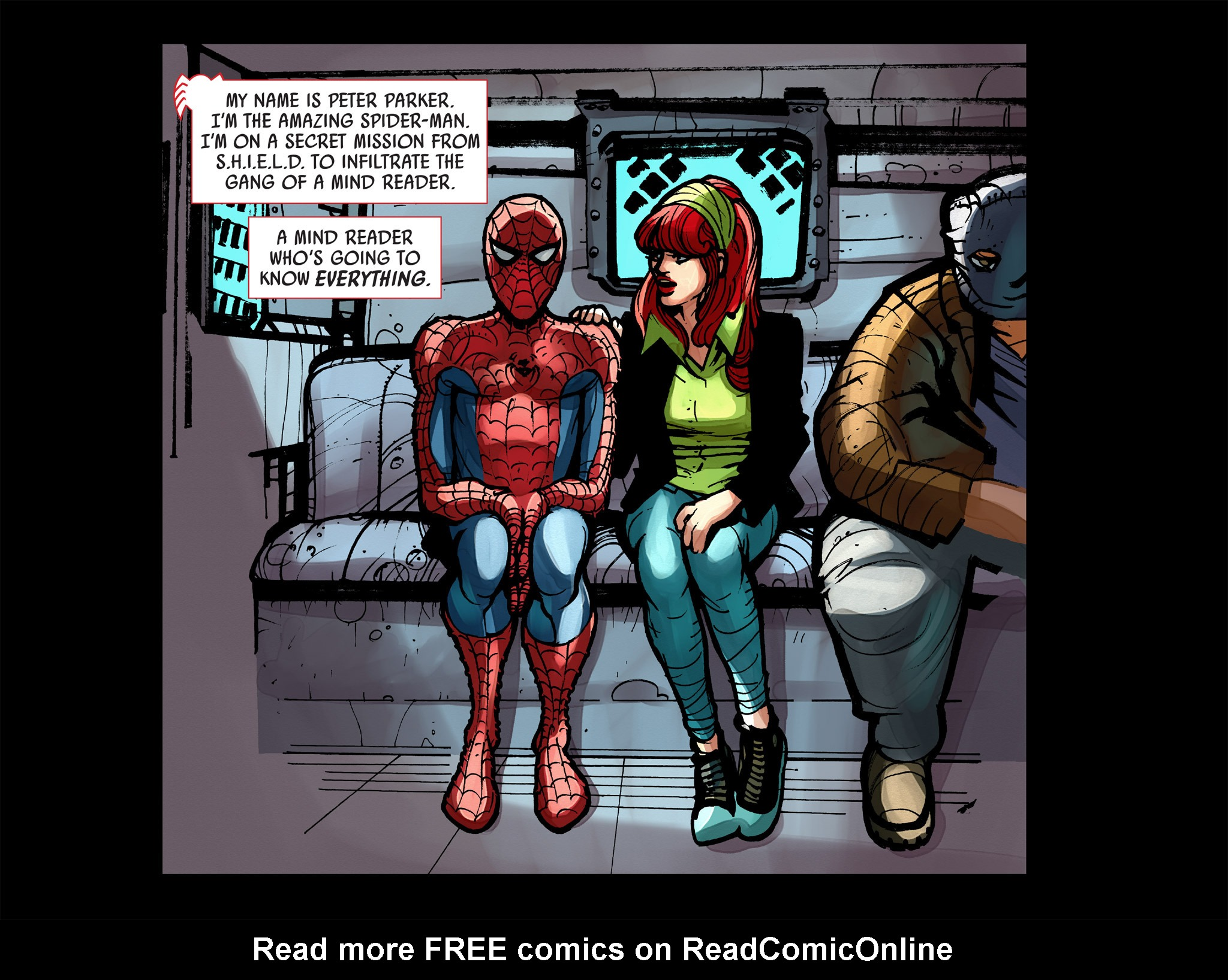 Read online Amazing Spider-Man: Who Am I? comic -  Issue # Full (Part 2) - 96