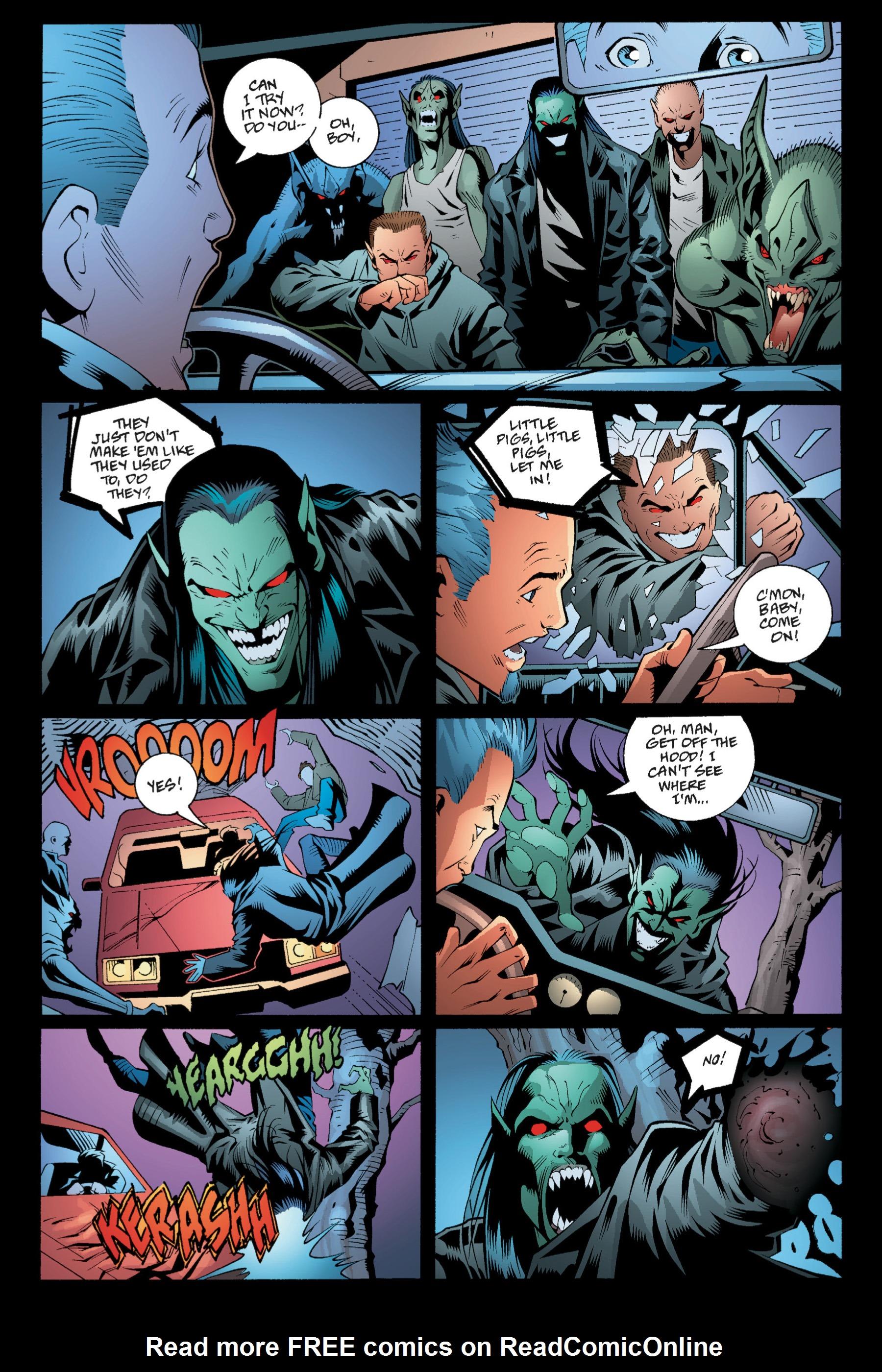 Read online Buffy the Vampire Slayer: Omnibus comic -  Issue # TPB 1 - 74