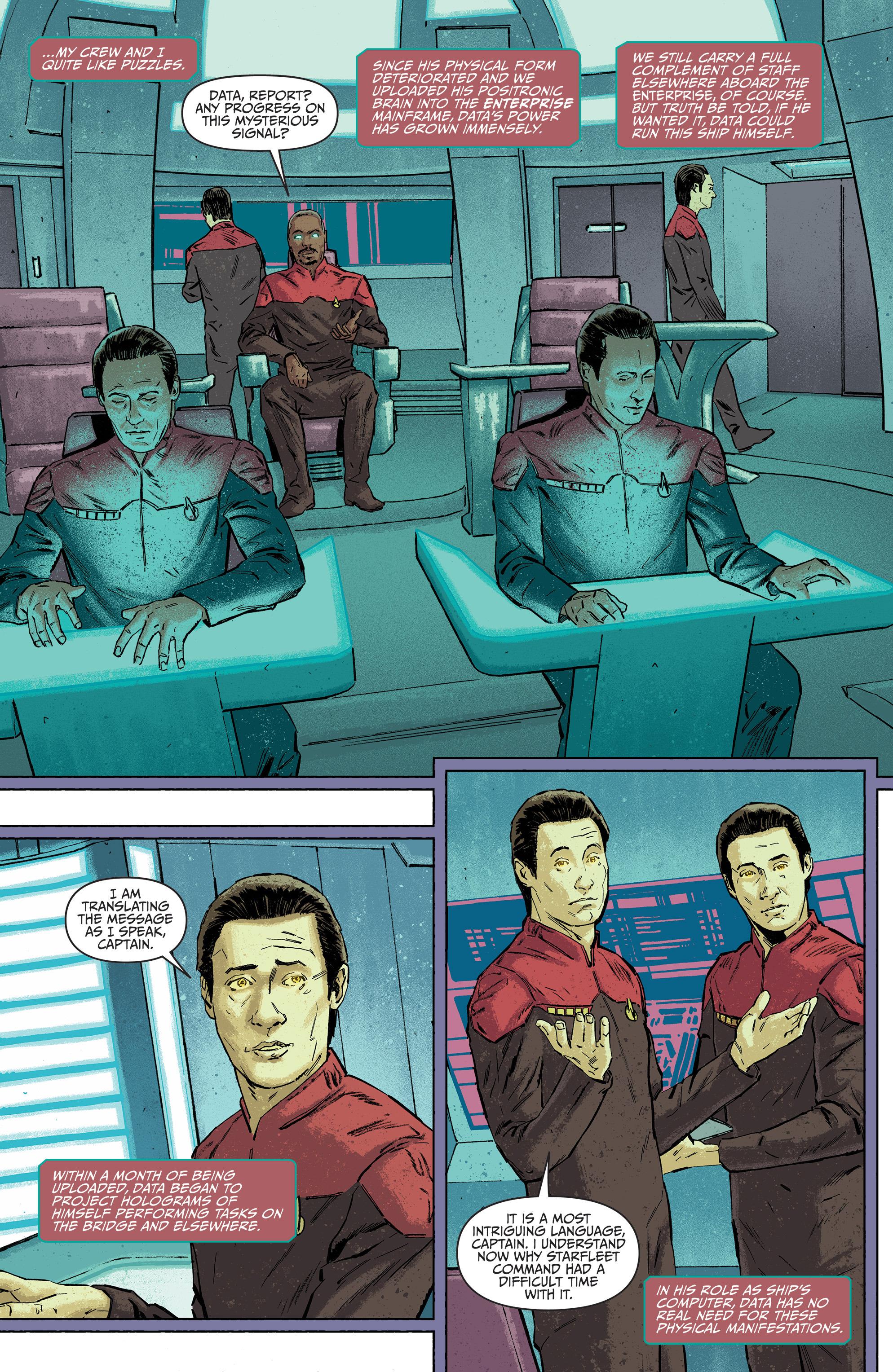 Read online Star Trek: Deviations comic -  Issue # Full - 45