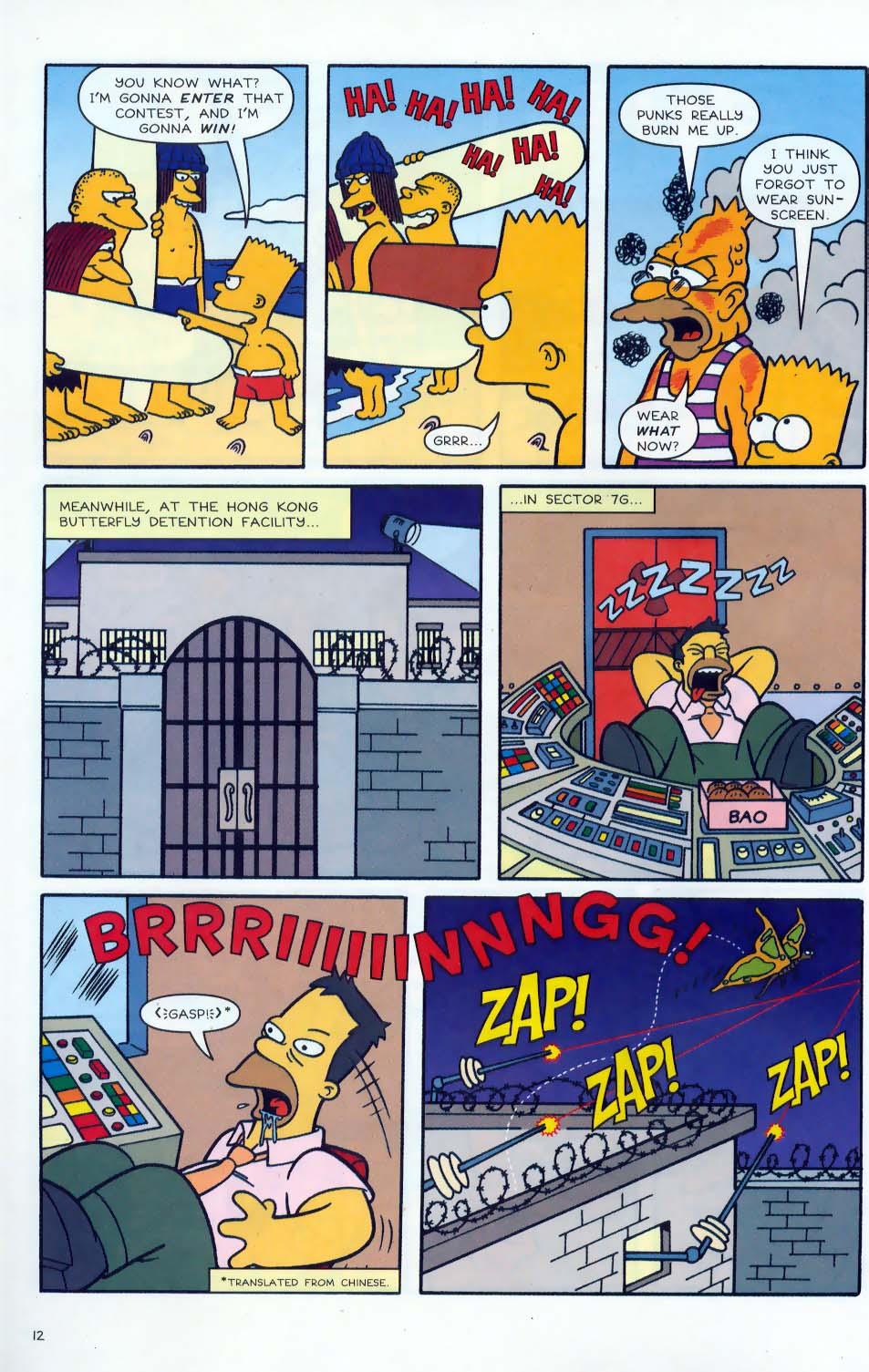 Read online Simpsons Comics comic -  Issue #86 - 13