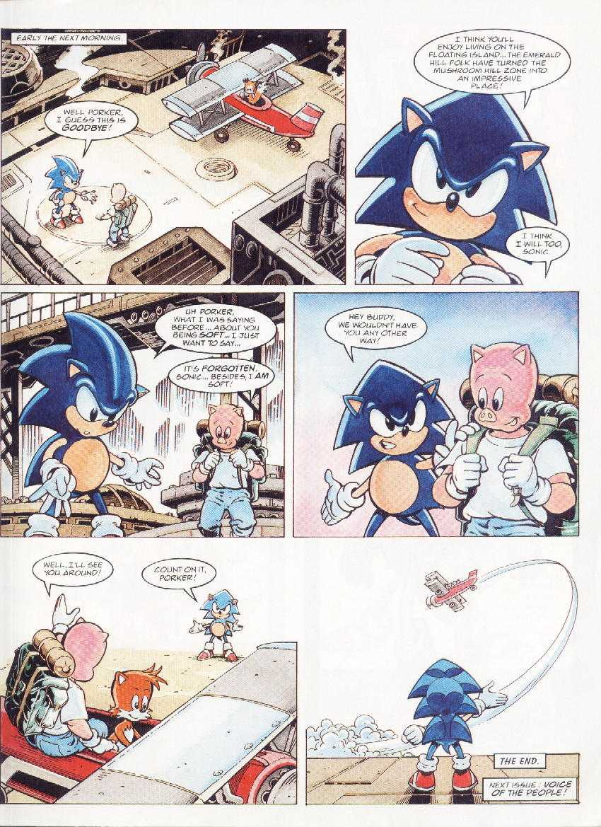 Read online Sonic the Comic comic -  Issue #76 - 28