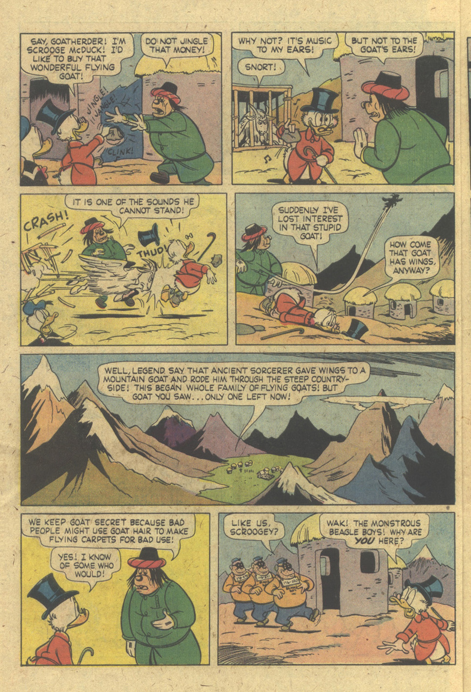 Walt Disney's Comics and Stories issue 430 - Page 9