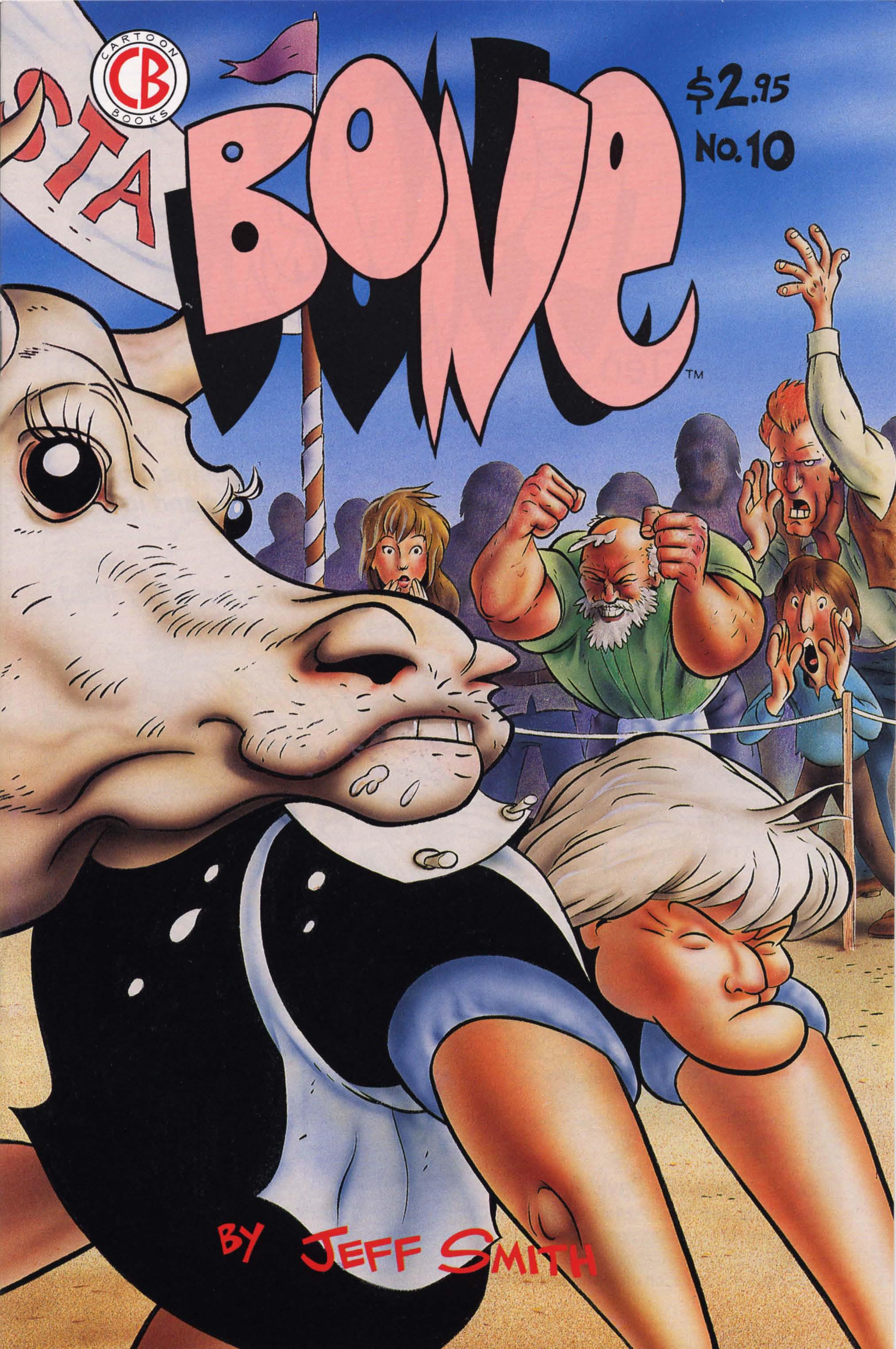 Bone (1991) 10 Page 1