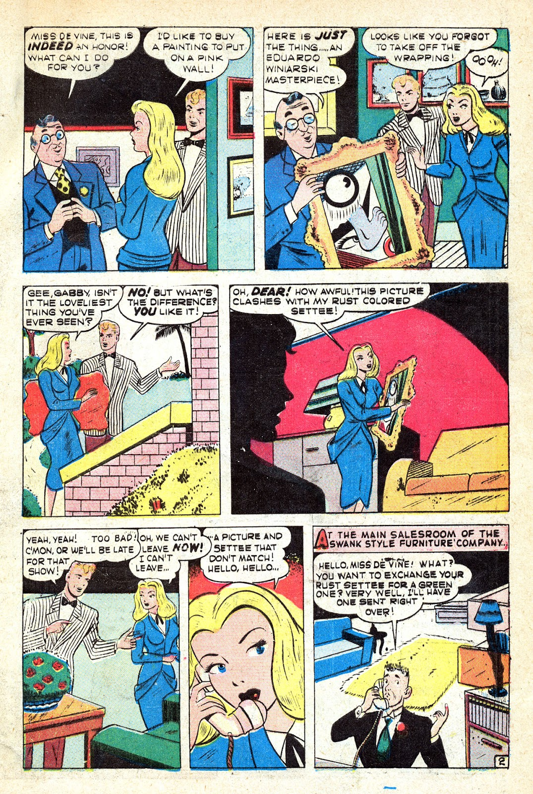 Venus (1948) issue 1 - Page 29