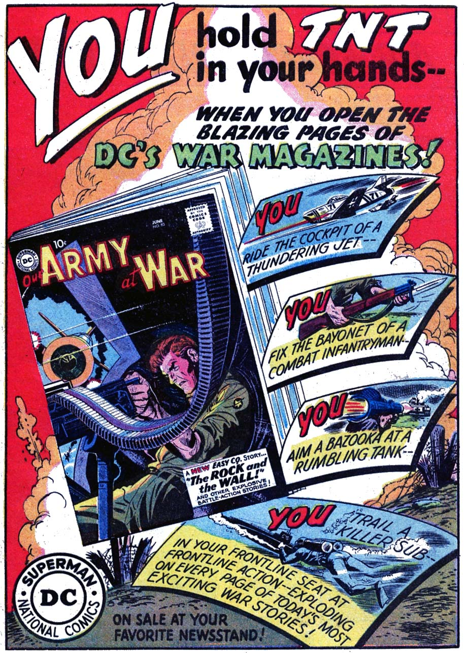 Our Fighting Forces (1954) issue 46 - Page 17