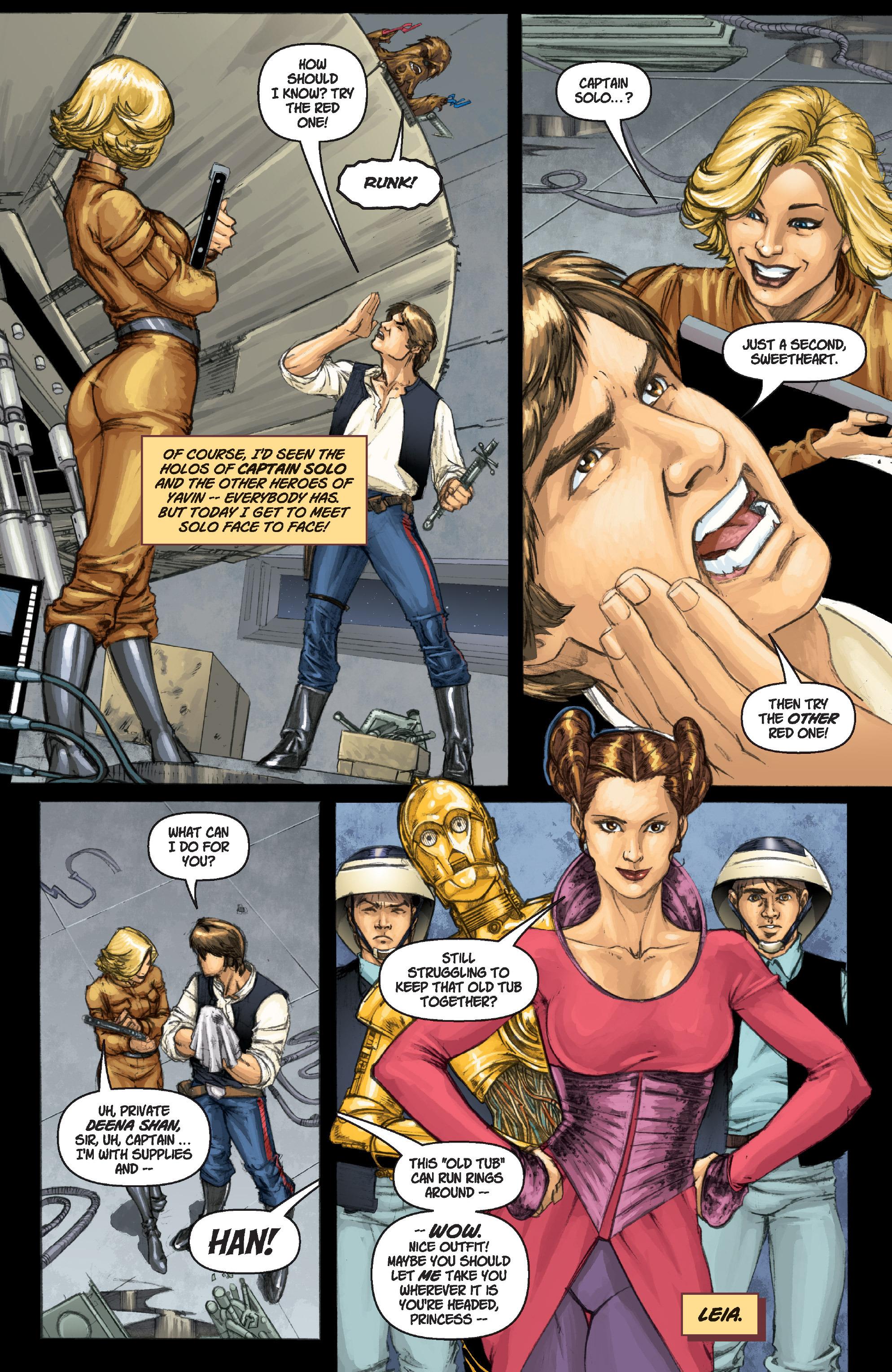 Read online Star Wars Omnibus comic -  Issue # Vol. 17 - 309