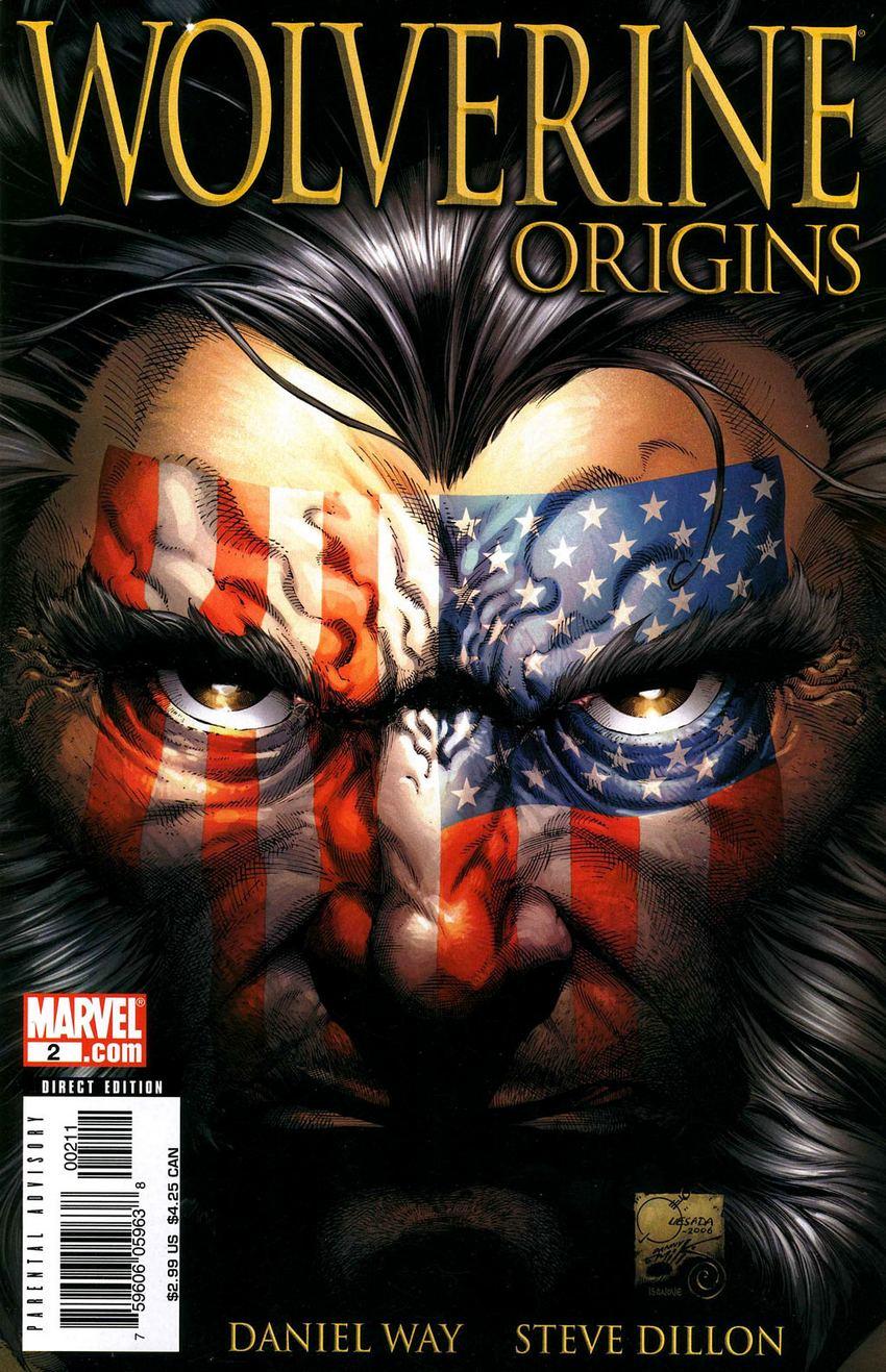 Read online Wolverine: Origins comic -  Issue #2 - 1