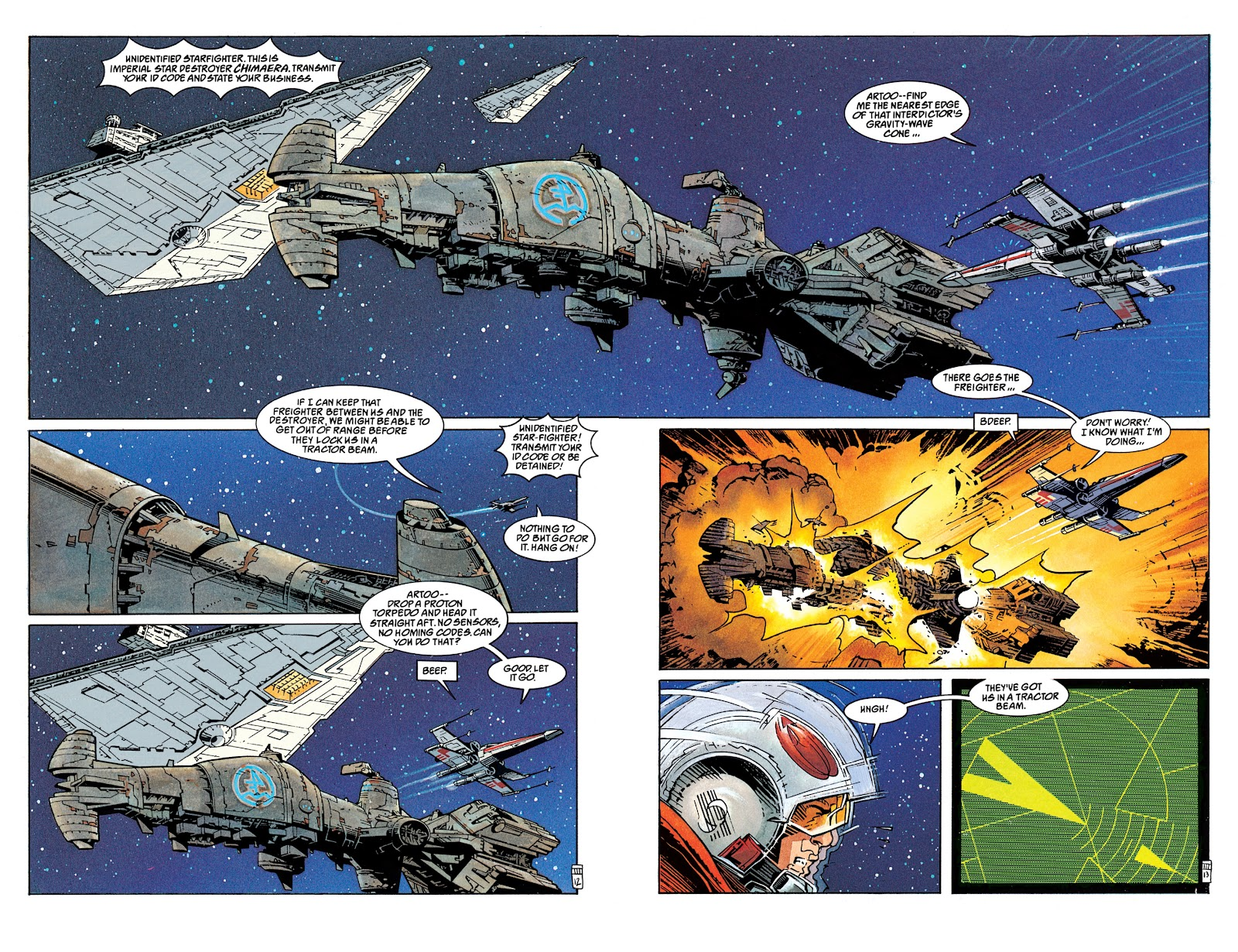 Read online Star Wars Legends: The New Republic - Epic Collection comic -  Issue # TPB 4 (Part 1) - 68