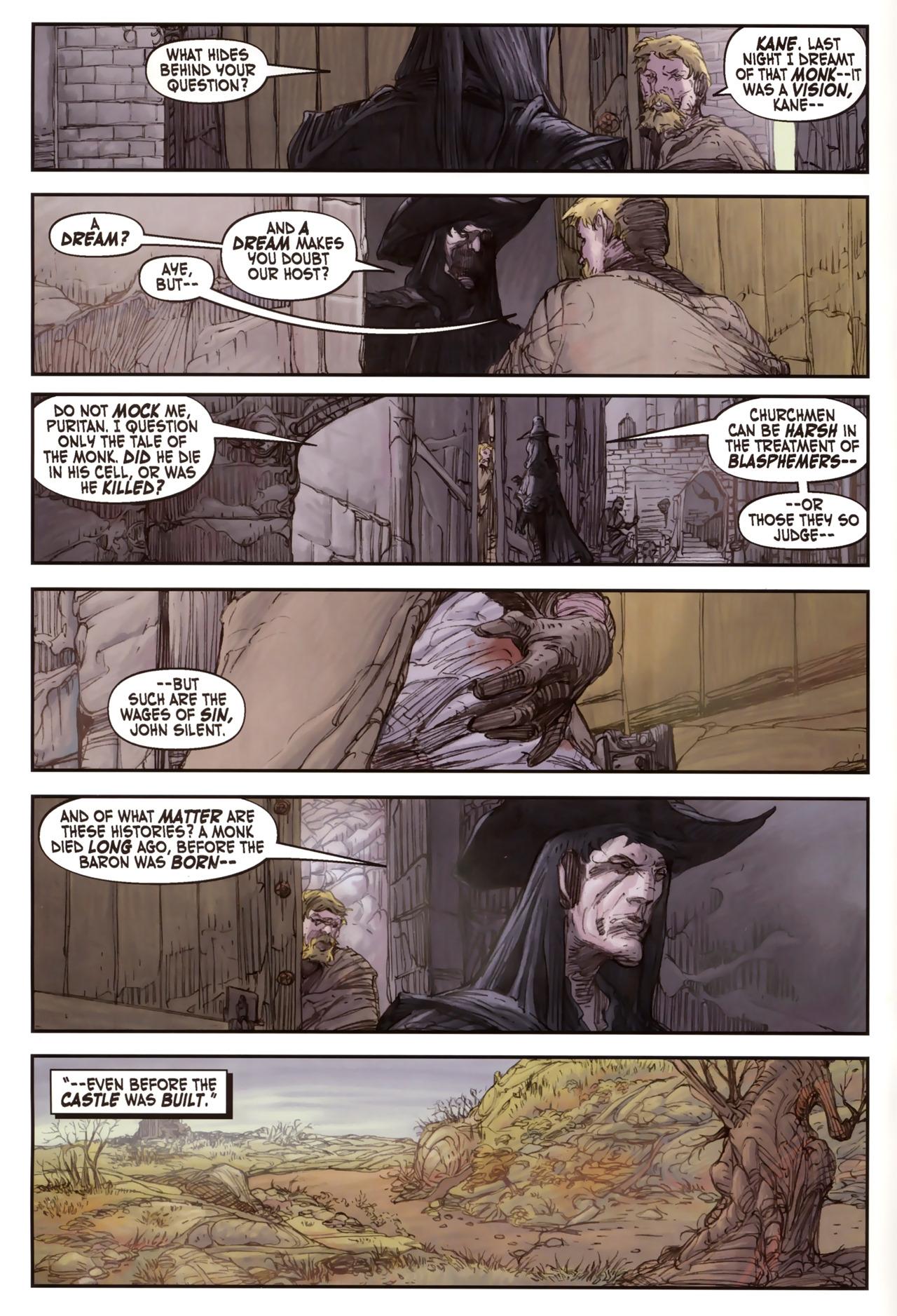 Read online Solomon Kane comic -  Issue #2 - 16