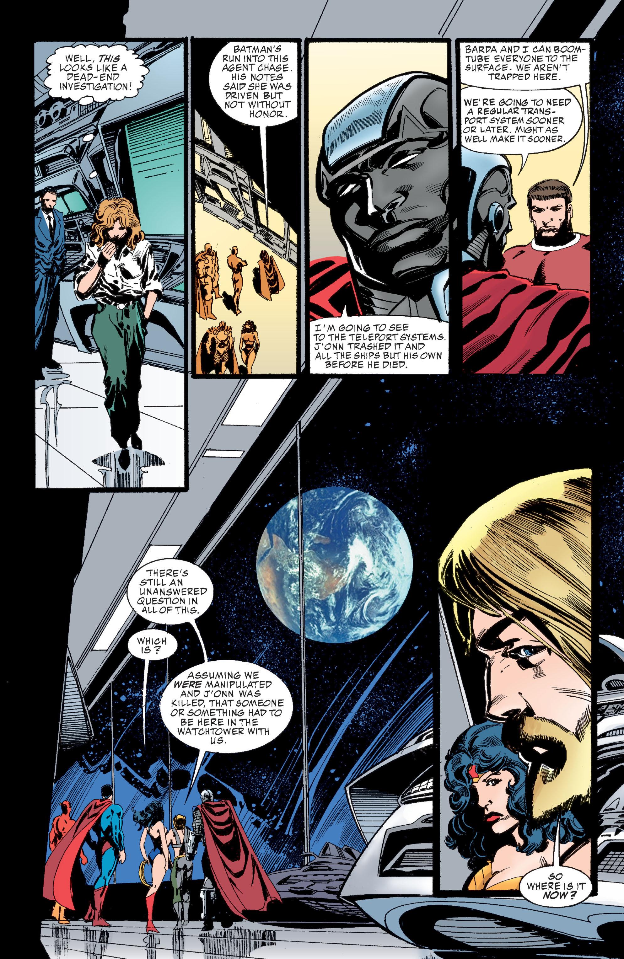Read online Martian Manhunter: Son of Mars comic -  Issue # TPB - 195