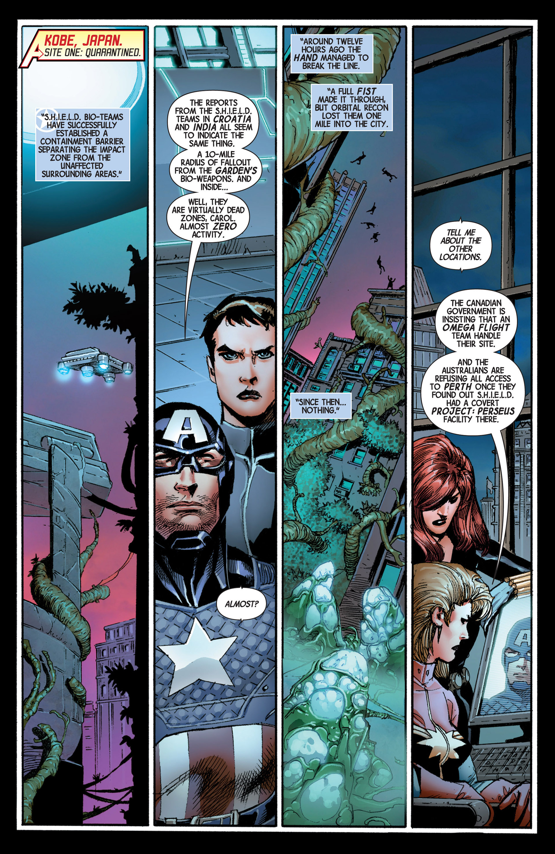 Read online Avengers (2013) comic -  Issue #4 - 4