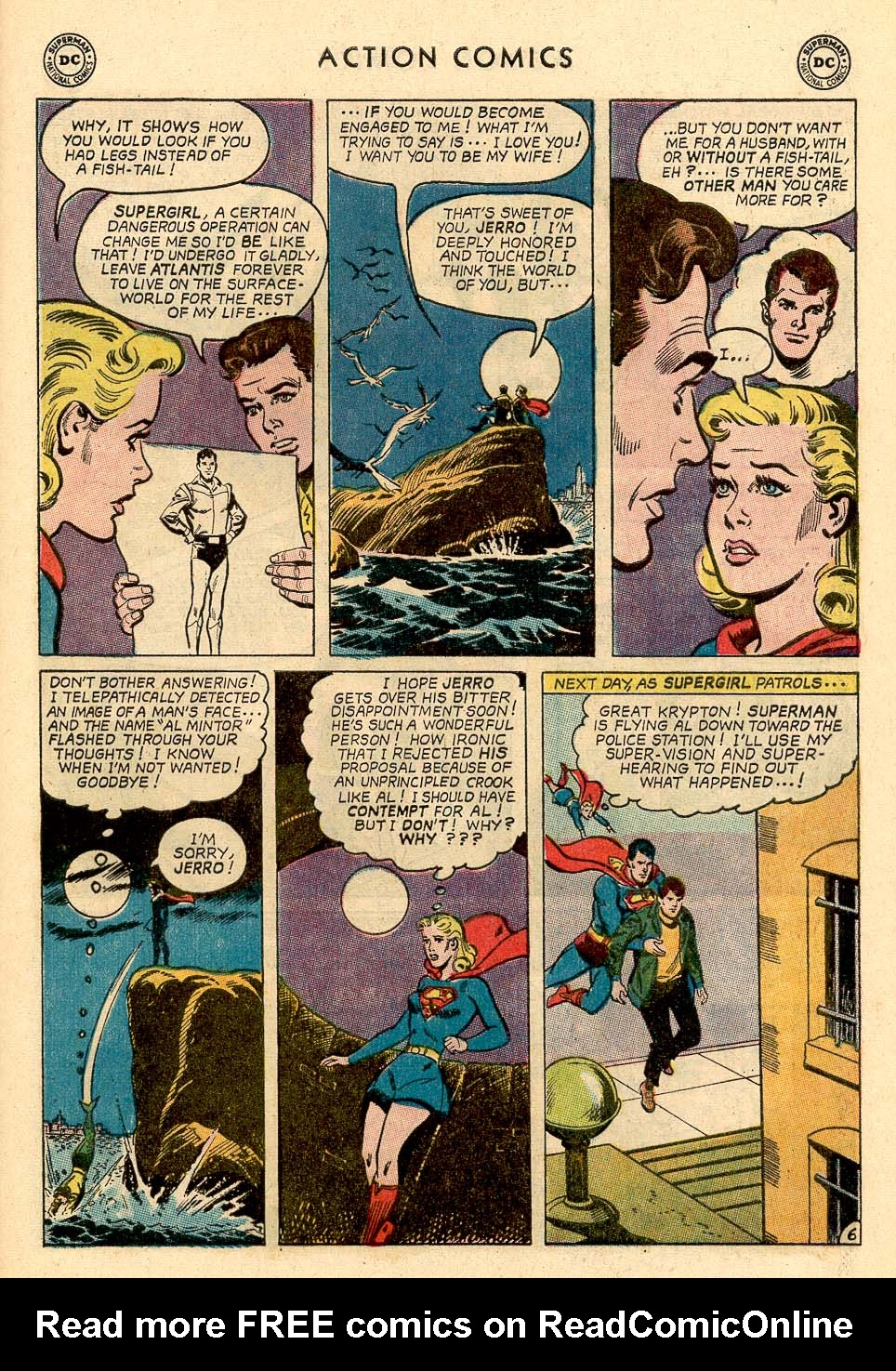 Read online Action Comics (1938) comic -  Issue #326 - 25