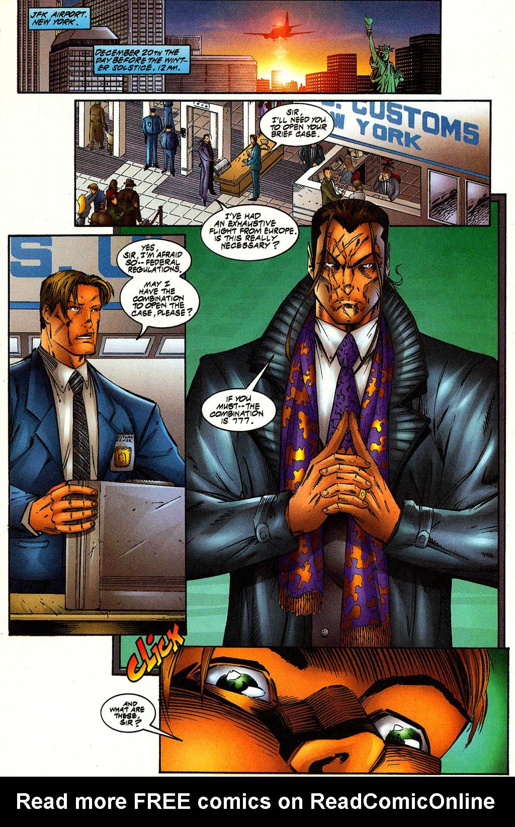 Read online Avengelyne (1996) comic -  Issue #10 - 6