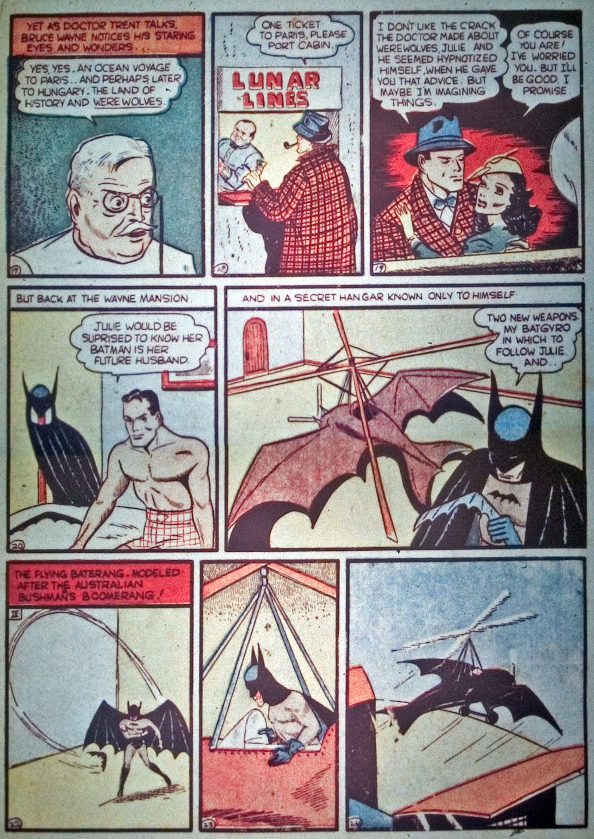 Read online Detective Comics (1937) comic -  Issue #31 - 5