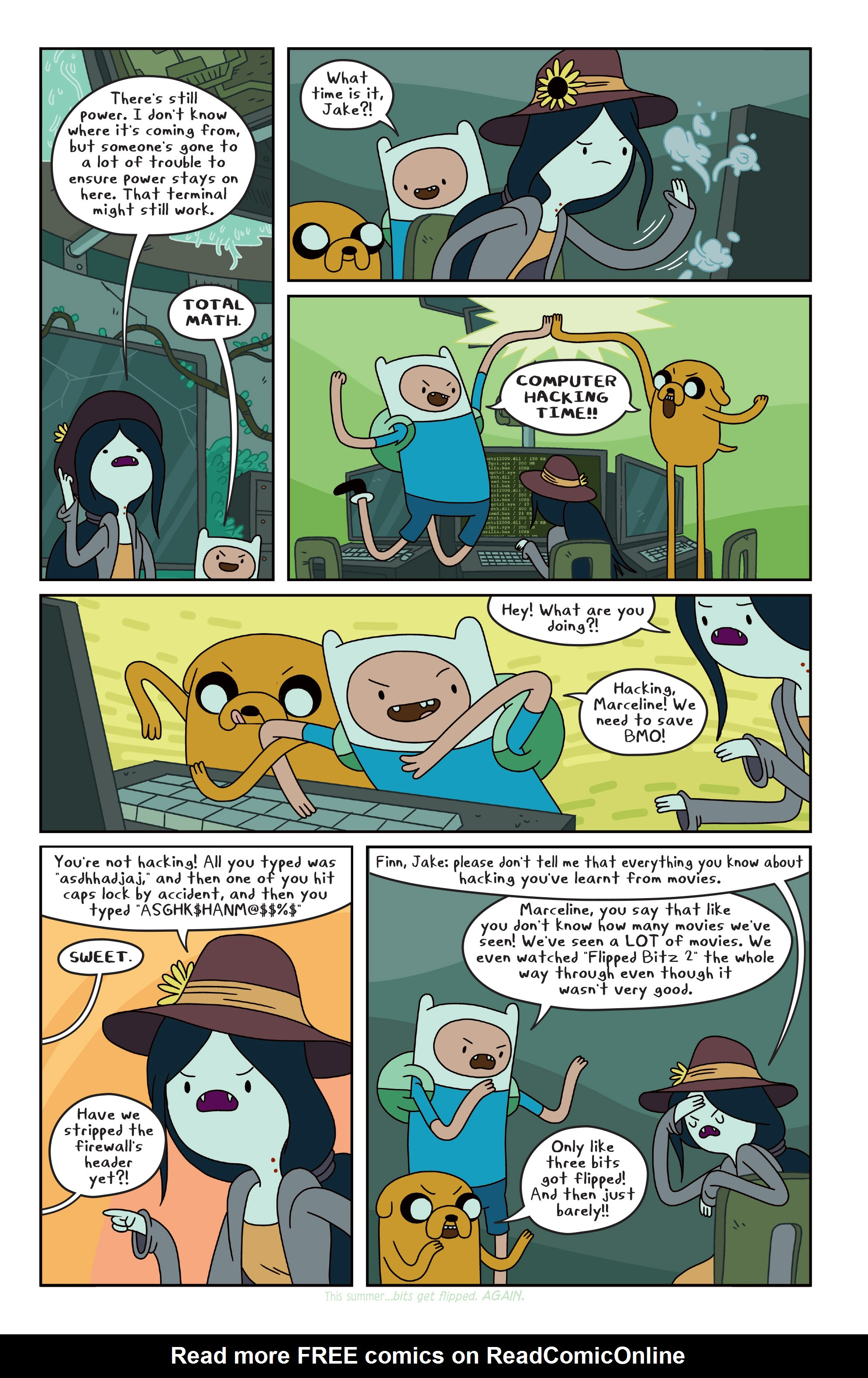 Read online Adventure Time comic -  Issue #Adventure Time _TPB 3 - 59