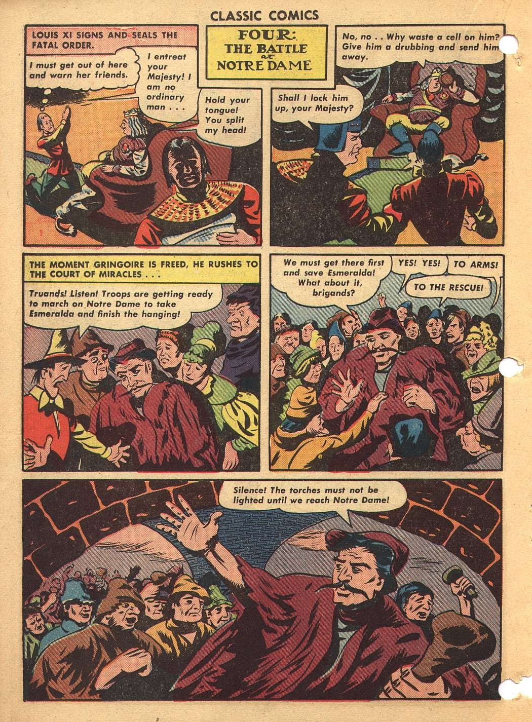 Classics Illustrated issue 18 - Page 43