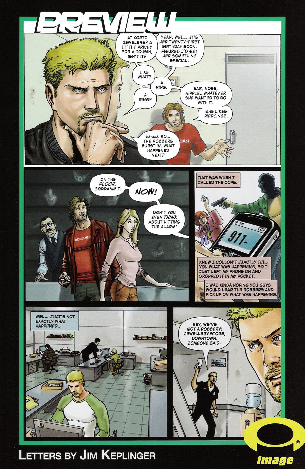 Read online ShadowHawk (2005) comic -  Issue #2 - 30