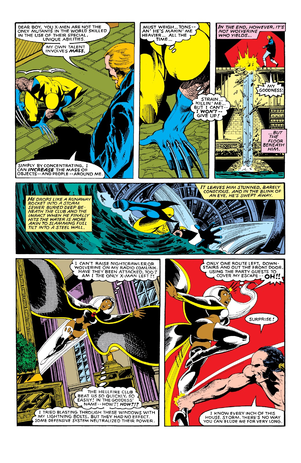Read online X-Men Milestones: Dark Phoenix Saga comic -  Issue # TPB (Part 1) - 73