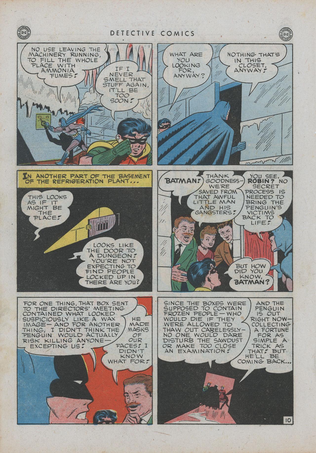 Read online Detective Comics (1937) comic -  Issue #99 - 13