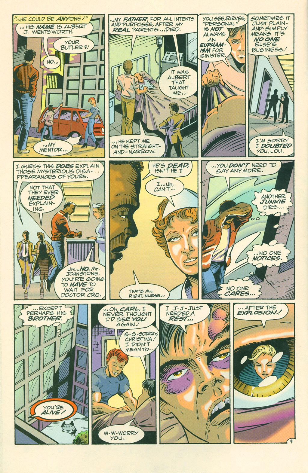 Read online ShadowHawk comic -  Issue #4 - 7