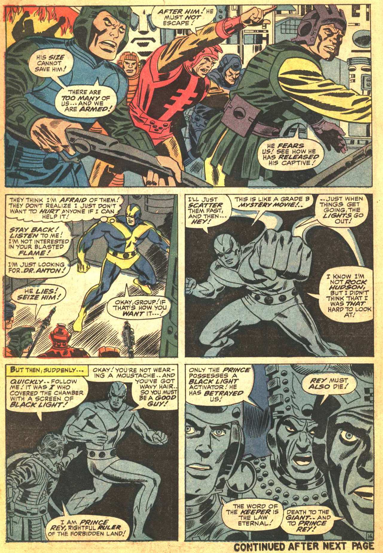 The Avengers (1963) 30 Page 16