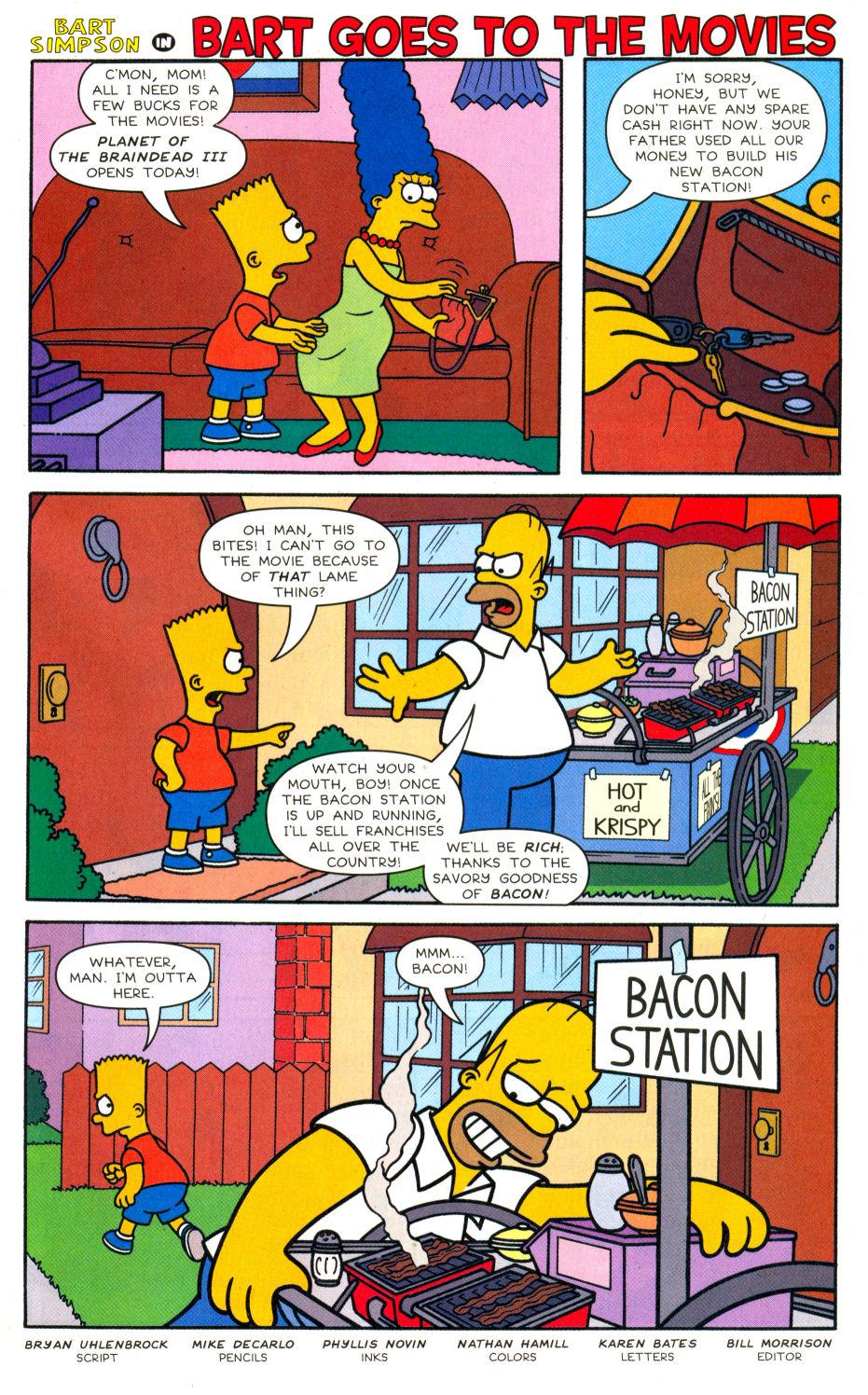 Read online Simpsons Comics Presents Bart Simpson comic -  Issue #28 - 15