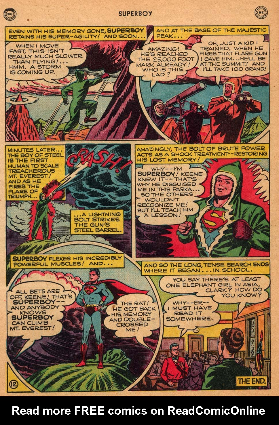 Superboy (1949) issue 2 - Page 42