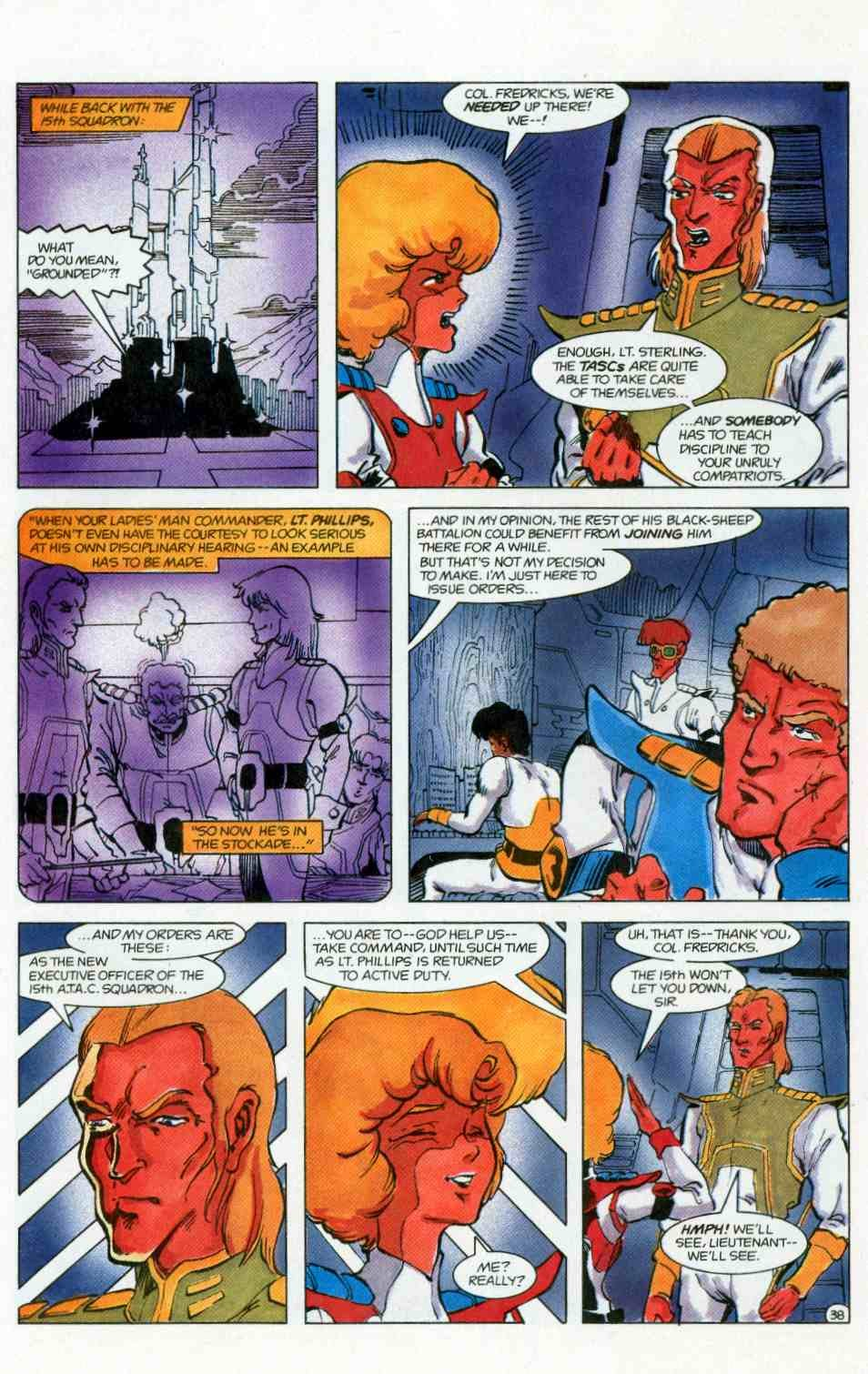 Robotech Special issue Full - Page 39