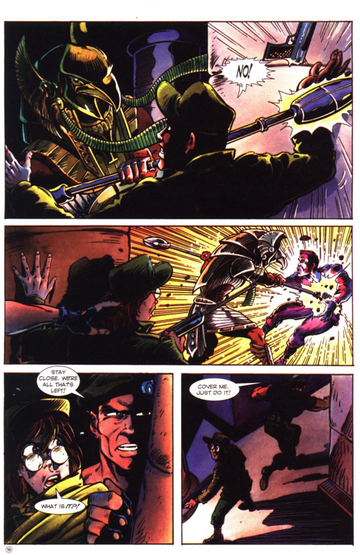 Read online Stargate comic -  Issue #2 - 18