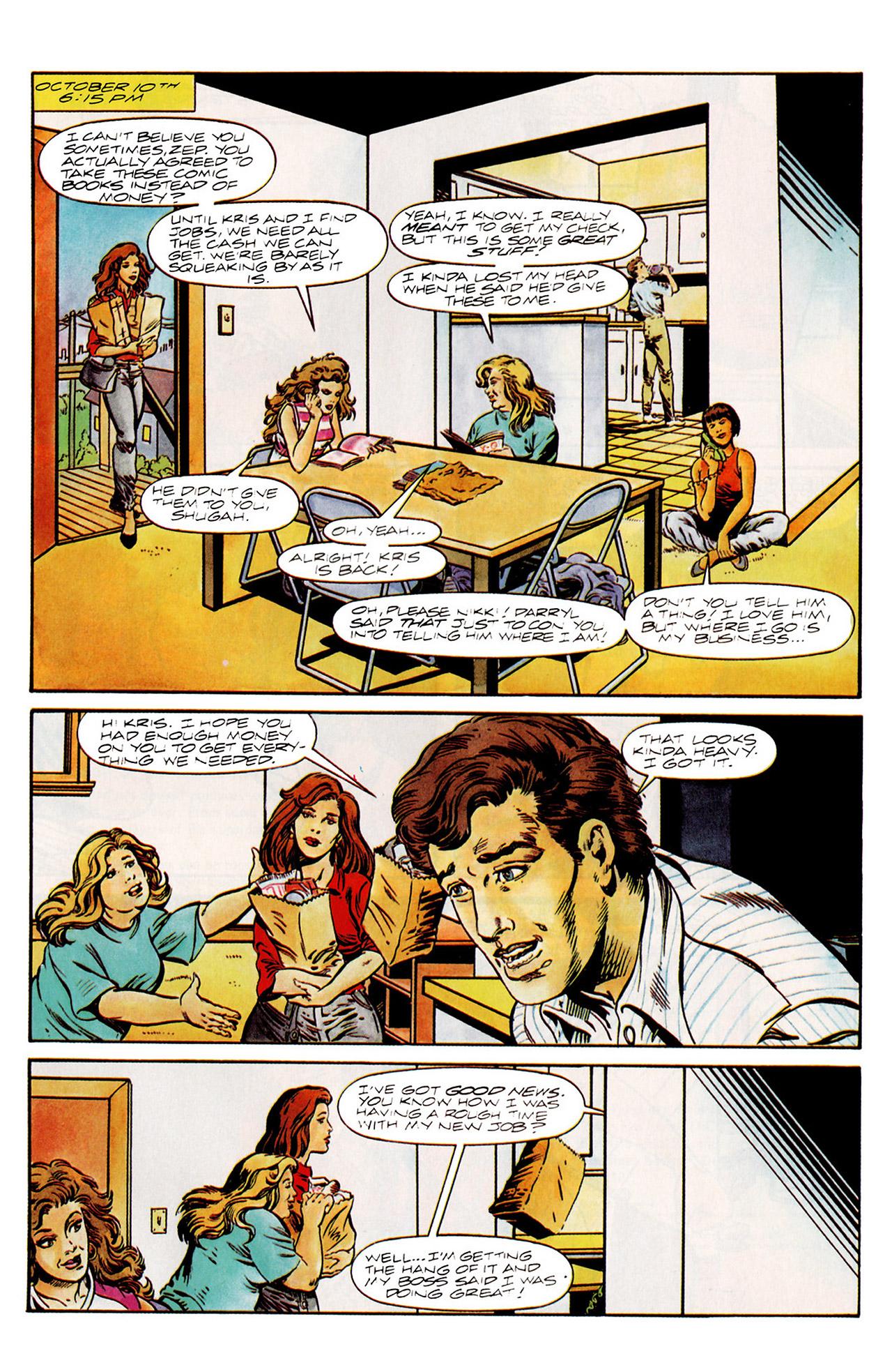 Read online Harbinger (1992) comic -  Issue #14 - 11