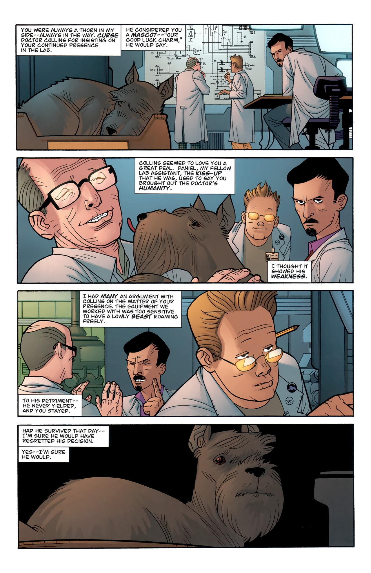 Read online Science Dog Special comic -  Issue #1 - 9