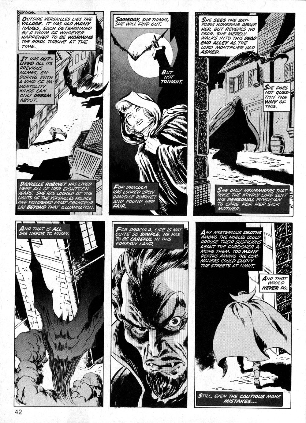 Dracula Lives issue 6 - Page 38