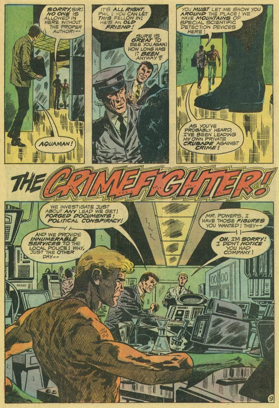 Read online Aquaman (1962) comic -  Issue #56 - 13